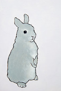 Inspired: Rabbit Print