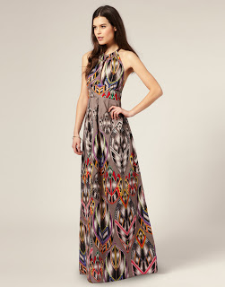 Hawaii: Maxi Dress