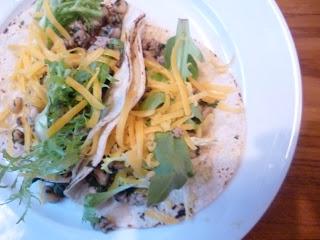 Recipe: Green Chili Tacos