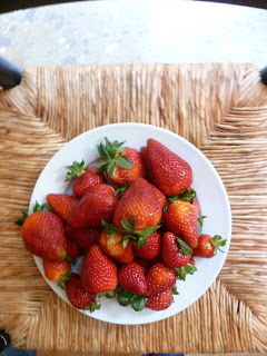Inspired: Strawberries