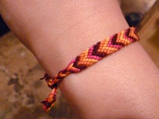 To Do: Friendship Bracelets