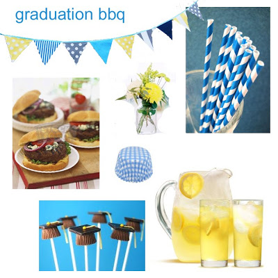 Party Recipe: Graduation (+ Engagement!)