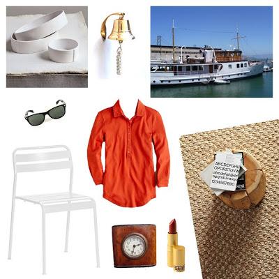 Beach House Style: Boat