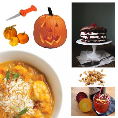 Party Recipe: Pumpkin Carving