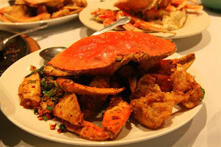 To Do: Spicy Crab