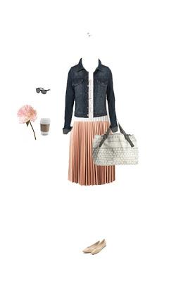 What to Wear: Pleats