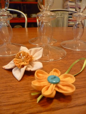 Ladies Activity Club: Kanzashi