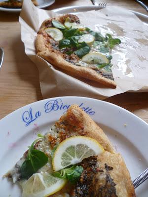 Recipe: Truffle Pizza with Lemon