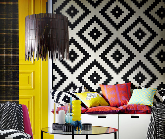 Inspired: $70 Ikea Rug
