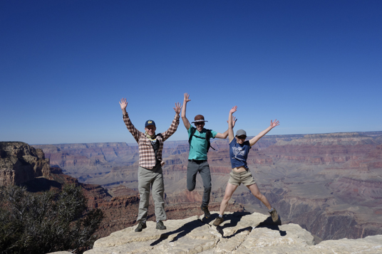 Weekend: Grand Canyon
