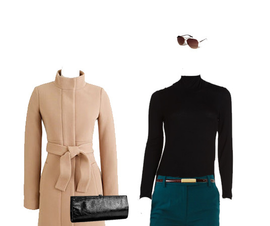 What to Wear: Sleek Office