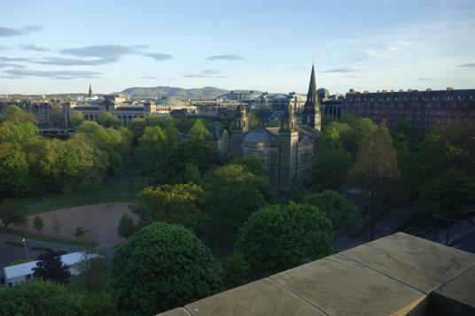 Travel: Edinburgh