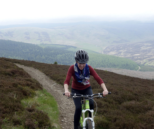 Travel: Mountain Biking in Scotland