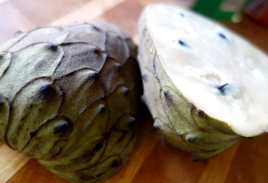 Hawaii: Cherimoya