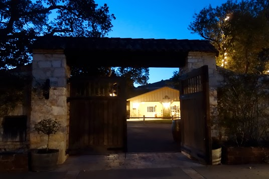 Holman Ranch at Night