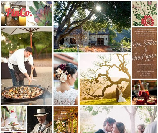 Holman Ranch: Spanish-Inspired Wedding