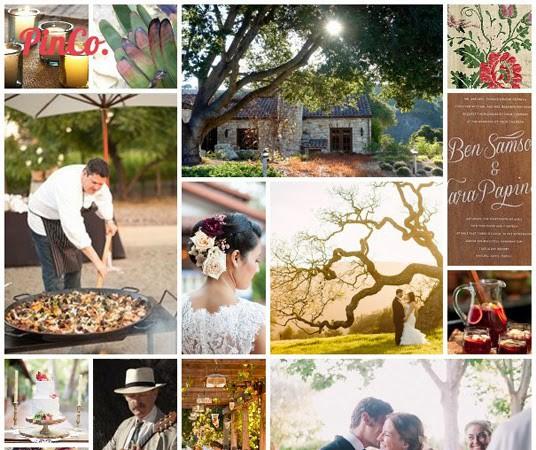 Holman Ranch: Spanish-Inspired Wedding