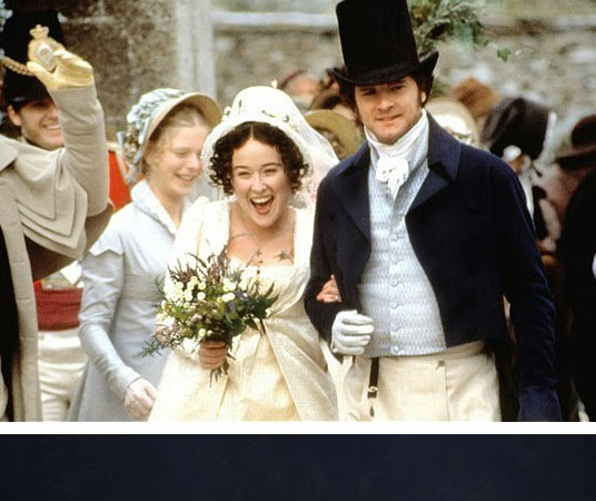 What to Wear: Elizabeth and Mr. Darcy's Wedding, Inspired by Pride and Prejudice