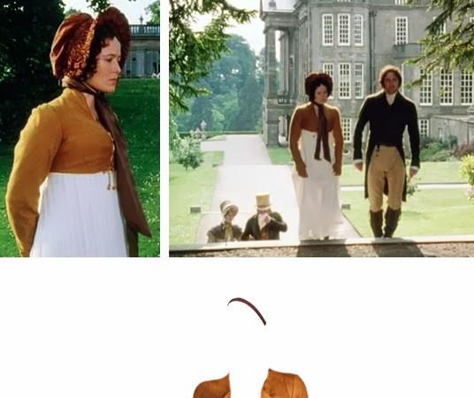 What to Wear: Inspired by Elizabeth Bennet at Pemberley, Pride & Prejudice