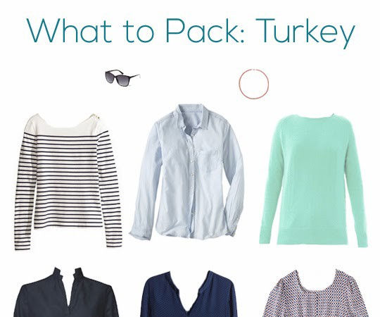 What to Wear: Turkey in March