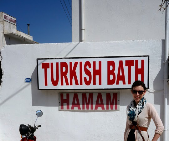 How to Visit a Turkish Bath in Bodrum