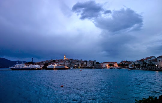 What to See, Eat and Wear for Two (Stormy!) Days in Korcula, Croatia