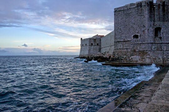 Welcome to Dubrovnik, Croatia! Exploring the Old City After a Storm