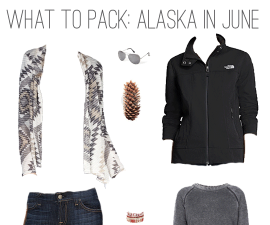What to Pack: Summer in Alaska