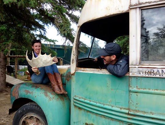 A Taste of Local Life in Denali in Healy, Alaska