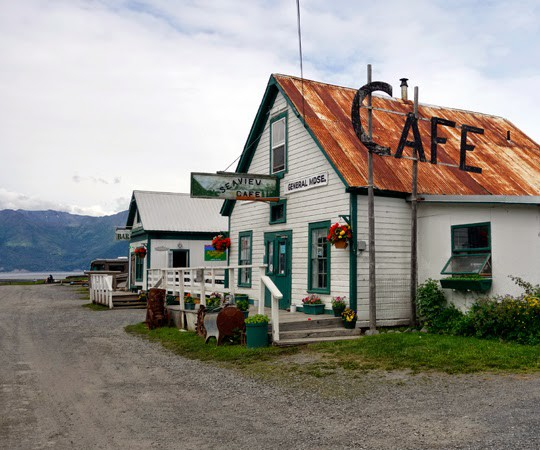 Hope: Picturesque Alaskan History off the Beaten Track
