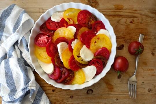 5 Step Dinner Party: Rustic Italian Summer