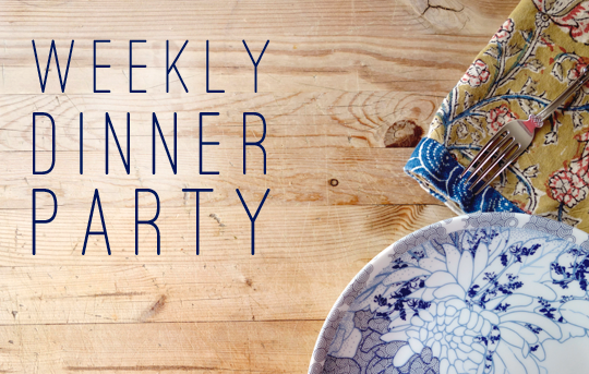 Weekly Dinner Party Challenge
