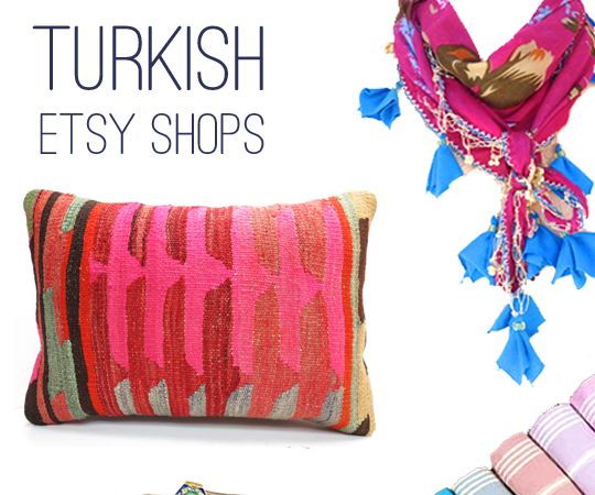 The Best Turkish Shops on Etsy