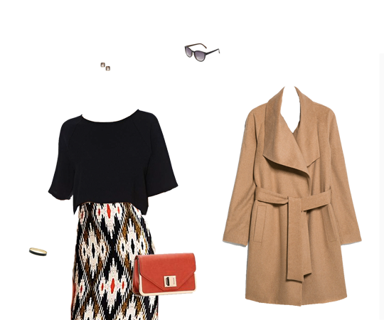 What to Wear: Crop Top for the Office