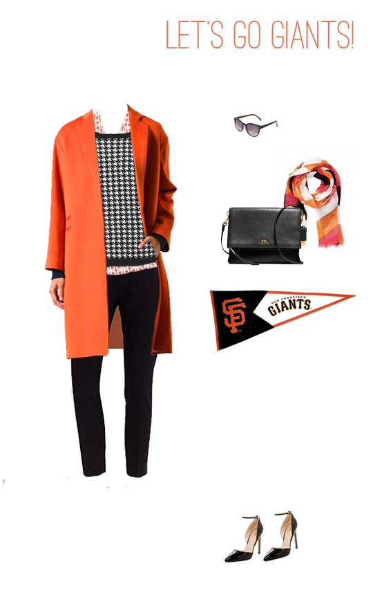 the best attitude f5b71 aa54d What to Wear: San Francisco Giants Game – EmilyStyle