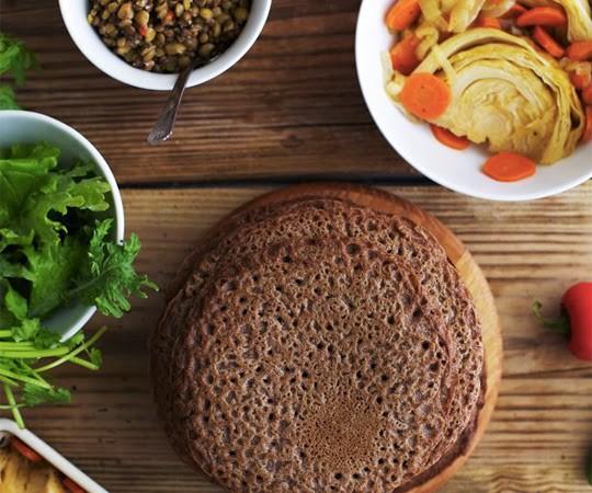 Weekly Dinner Party: Ethiopian