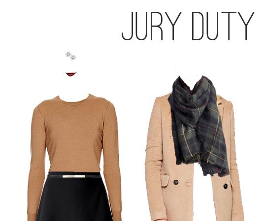 What to Wear: Jury Duty