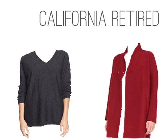 What to Wear: Coastal California Warddrobe for the Woman of Certain Age