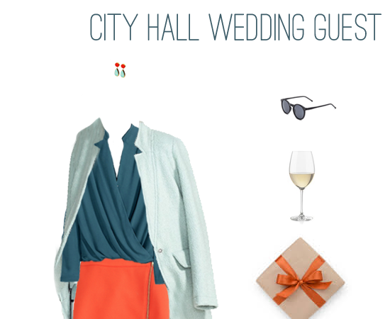 What to Wear: Guest at a San Francisco City Hall Wedding (while Nursing)