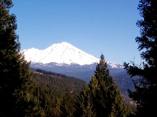 A Winter Weekend Adventure in Shasta, California