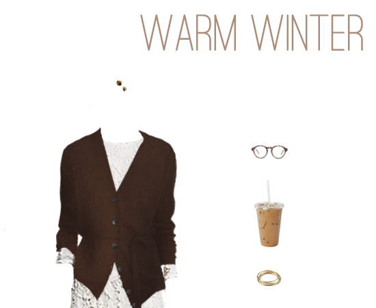 What to Wear: Warm Winter White