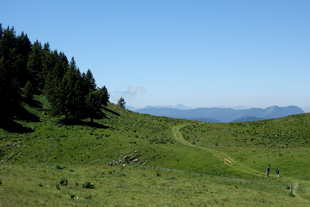 Hiking haute savoie