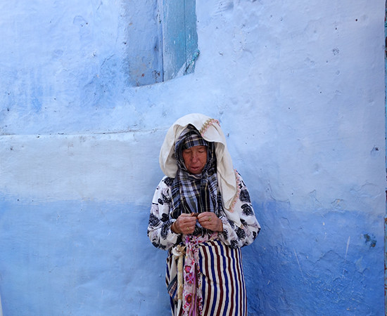 Market Day with the Women Farmers of Chefchaouen, Morocco