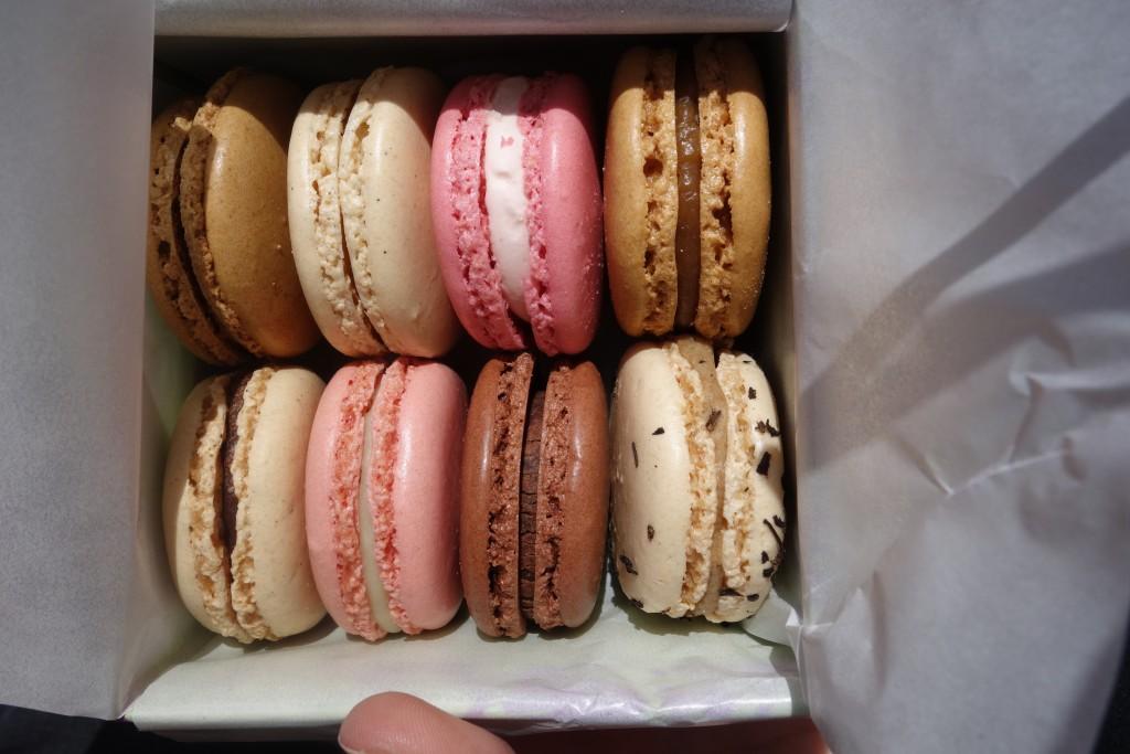 La Duree Macarons at Versailles