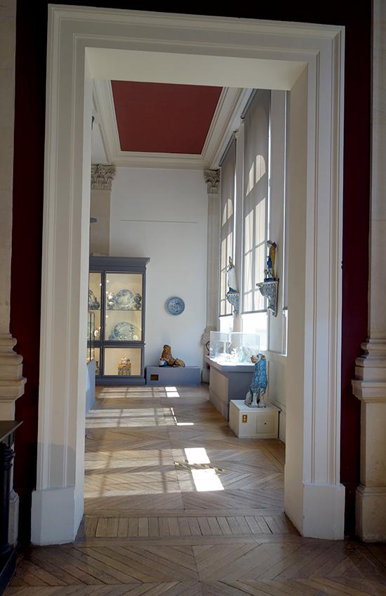One last look at the Musee de la Ceramique in Paris