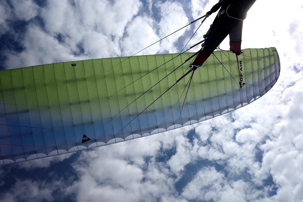 Paragliding in Haute Savoie