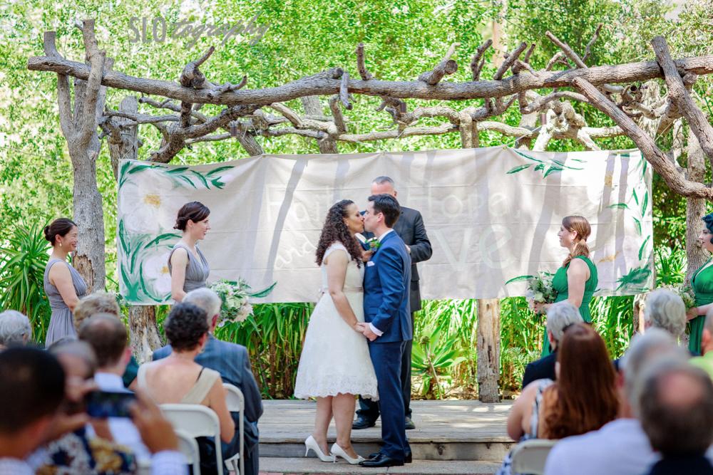 Dallidet Adobe Wedding Banner