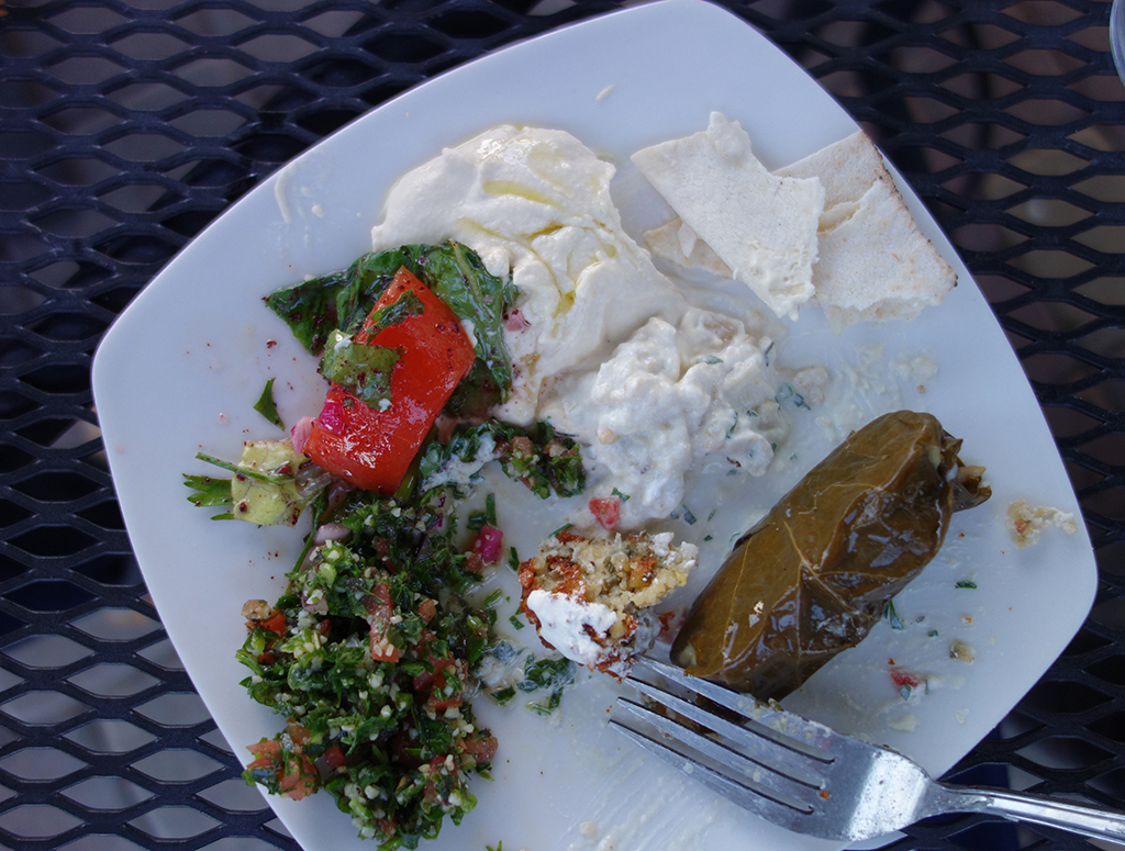 Lebanese Food in Sonoma