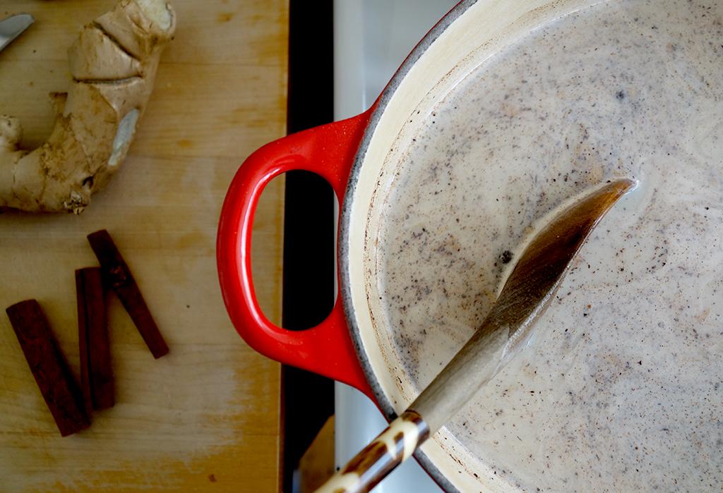 Kenya chai receipe
