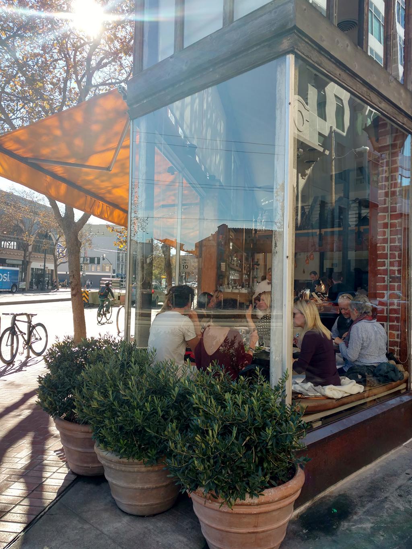 San Francisco's Zuni Cafe